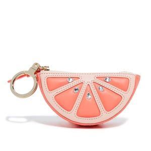 Kate Spade Grapefruit Coin purse
